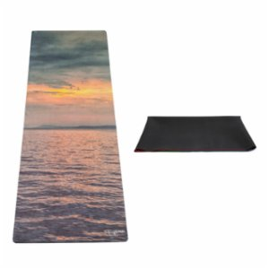 Yoga Design Lab  Sunset Azure - Travel Yoga Mat