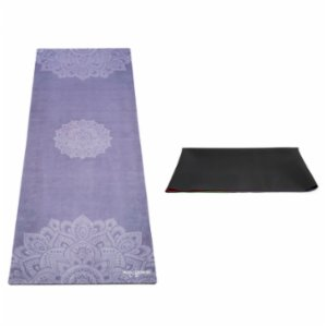 Yoga Design Lab  Mandala Azure - Travel Yoga  Mat