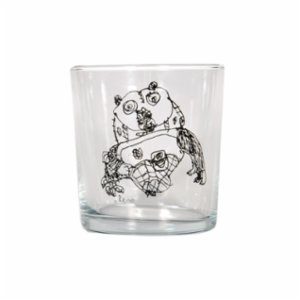 Remo  Napan Be Panda Glass