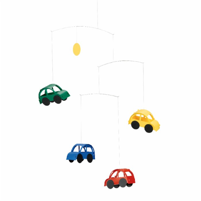 Flensted Mobiles Automobile Mobile