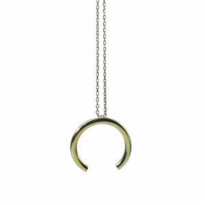 [Add]Tension  C Necklace