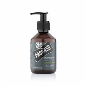 Proraso	  Proraso Beard Wash Cypress and Vetyver