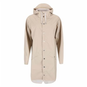 Rains  Long Jacket Raincoat - Beige