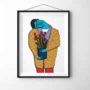 Serkan Akyol  In The Mood For Love Art Print