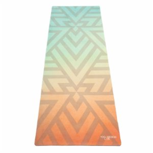 Yoga Design Lab  Popcicle Maze - Combo Yoga Mat