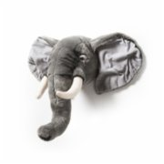 Wild & Soft  George Elephant Wall Decor