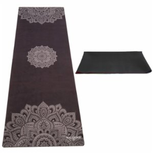 Yoga Design Lab  Mandala Black - Travel Yoga Mat