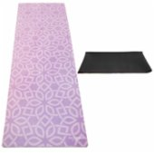 Yoga Design Lab  Travel Yoga Mat - Floral Flow