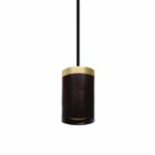 Ms. Sparkle Nature Wood Wenge Lamp