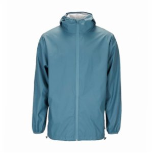 Rains  Base Jacket Raincoat - Pacific