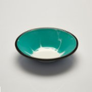 Kapka  A Little Color Enamel Soup Bowl