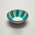 Kapka A Little Color Enamel Salad Bowl