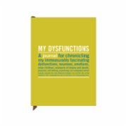 Knock Knock  Journal - My Dysfunctions