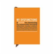Knock Knock  Mini Journal - My Dysfunctions