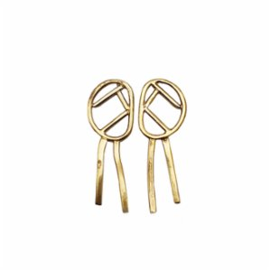 Mihaniki Design	  Balance-Dilemma Earrings