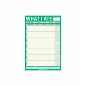 Knock Knock  What I Ate Pad (w/Magnet)