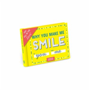 Knock Knock   Fill in the Love®: Why You Make Me Smile