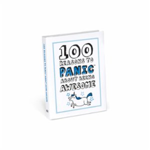 Knock Knock  100 Reasons to Panic® about: Being Awesome