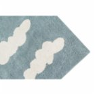 Lorena Canals	 Clouds Vintage Kids Rug