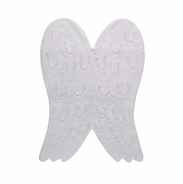 Lorena Canals Silhouette Wings Kids Rug