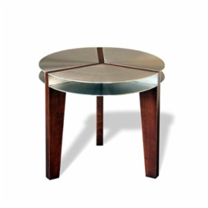 Katman	  Leaf Side Table