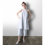 Mirimalist 	   Light Dress