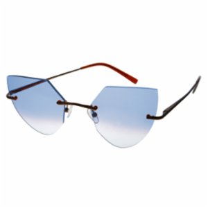 Elia Sunglasses	  Blue Beatrice Women's Sunglasses