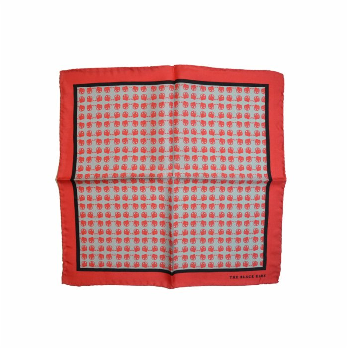 The Black Ears The Red Dapper Pocket Square