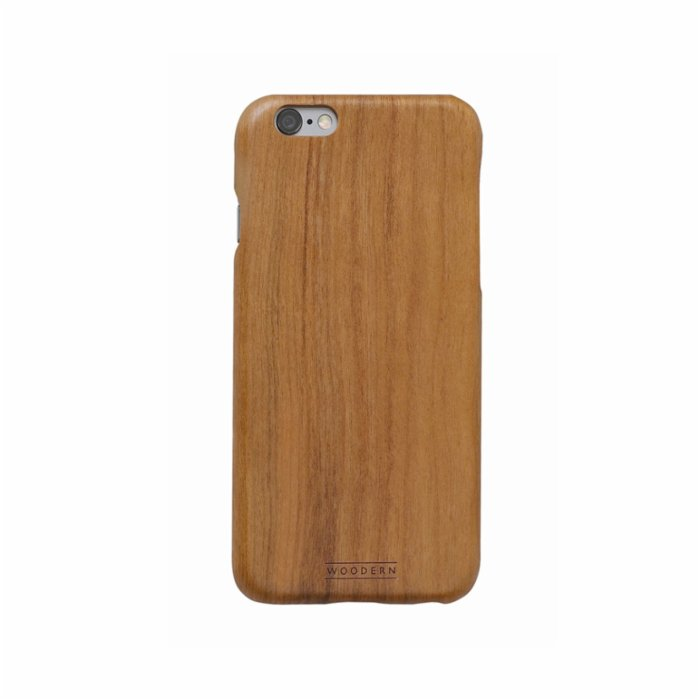 Woodern Co.	 Cherry iPhone Cover