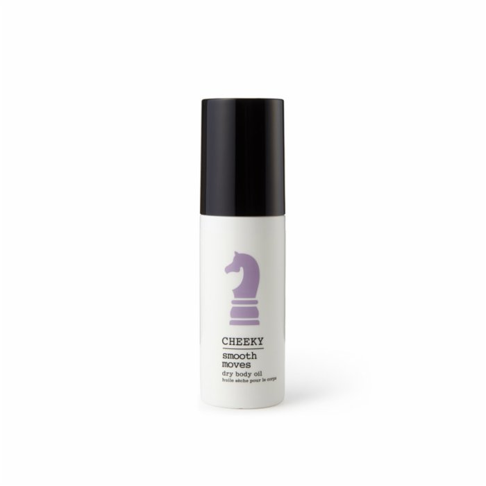 Cheeky Smooth Moves Dry Body Oil