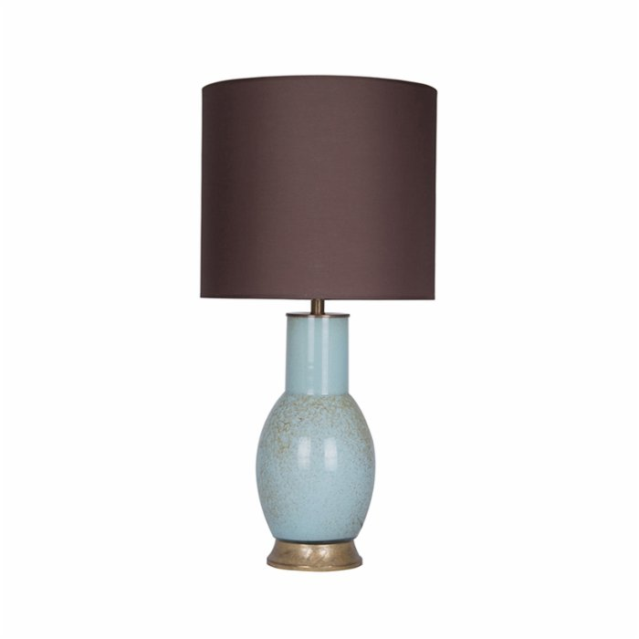 Öney Sea Green Blowıng Glass Lampshade