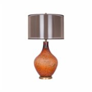 Öney  Orange Blowıng Glass Lampshade