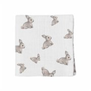 Deux Lapins  Organic Iconique Lapin Throw
