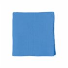 Deux Lapins Organic Endless Blue Throw