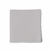 Deux Lapins  Cotton Grey Throw