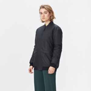 Rains  B15 Jacket Raincoat - Black