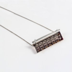 CollecThings  Mısır Apartment Small Necklace