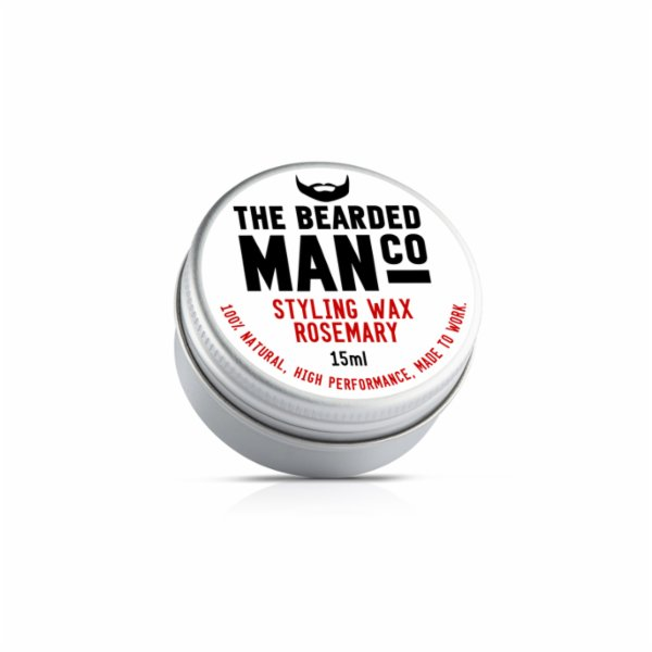 The Bearded Man Company	 Rosemary Wax