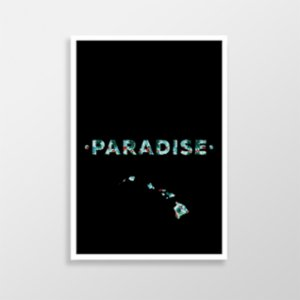 Action Zebra	  Paradise Art Print