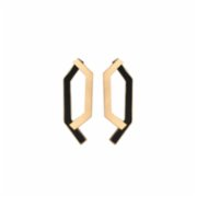 More Design Objects  Line Earring