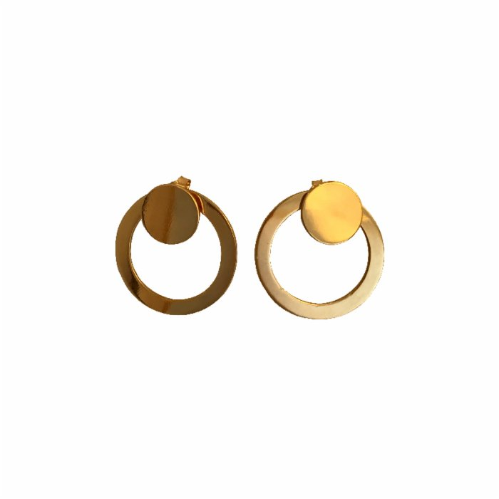 More Design Objects Ring Earring