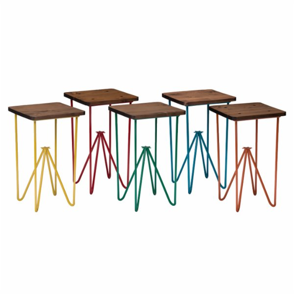 Soupente Pointed K Stool / Side Table