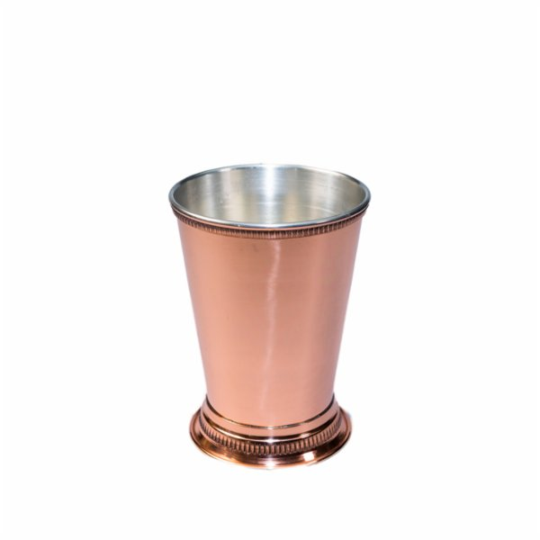 Bakır İstanbul Musketeers Copper Julep Glass