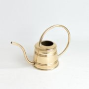 Bakır İstanbul  Green Ever Brass Watering Can