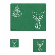 Tufetto  Deer Table Set
