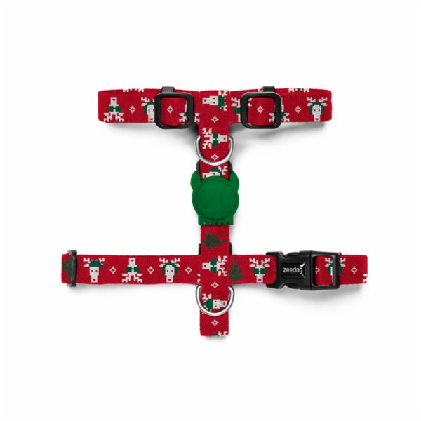Zee.Dog Rudolph H-Harness