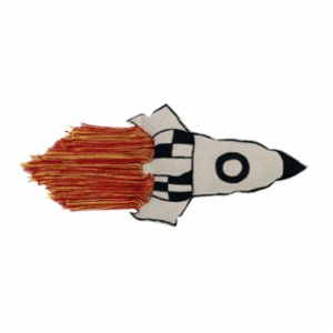 Lorena Canals	  Rocket Pillow
