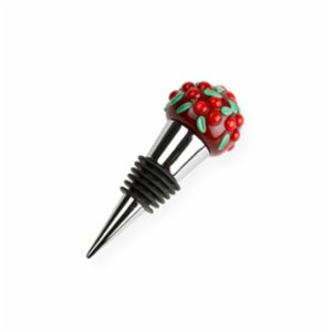 Le Muguet  Butcher's Broom Bottle Stopper