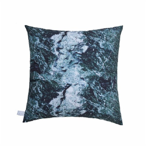 Marble&Co Emerald Pillow