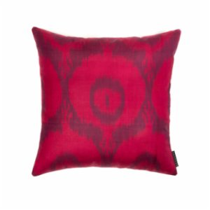 Mekhann  Ikat I Silk Pillow Case